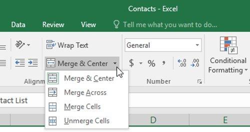 Hướng dẫn toàn tập Excel 2016 (Phần 6): Thay đổi kích thước cột, hàng và ô