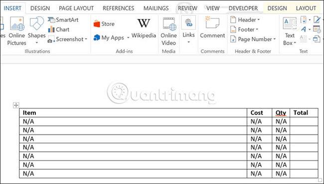 Cách tự động hóa biểu mẫu Microsoft Word với các trường tùy chỉnh
