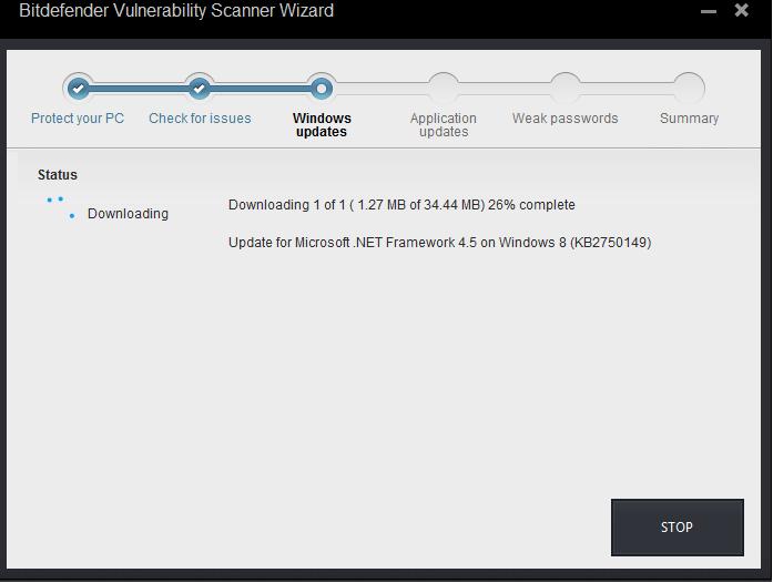 Bitdefender Windows 8 Security 2013  - phần mềm diệt viruts được đánh giá cao dành cho Windows 8 9
