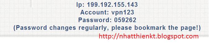 Sử dụng VPN có sẵn trên Win 7/8/8.1 để thay đổi IP ổn định và thành công 2