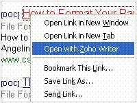 Zoho QuickRead: xem và sửa tài liệu trực tuyến trong trình duyệt